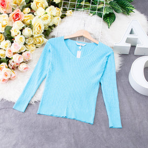 Knit Top 7593A