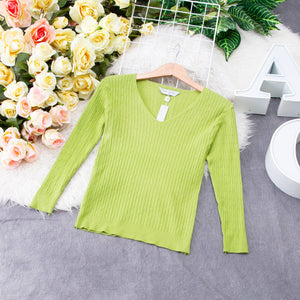 Knit Top 7593A Tops