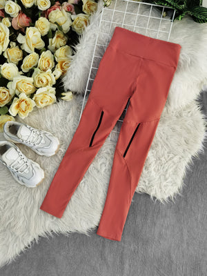 Plain Legging 7735A Bottoms