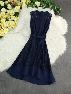 Sleeveless Dress 7974 Dresses