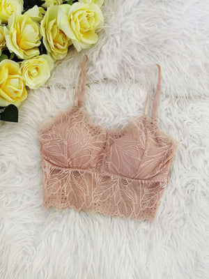 Lace Bra Top 7998A Innerwear