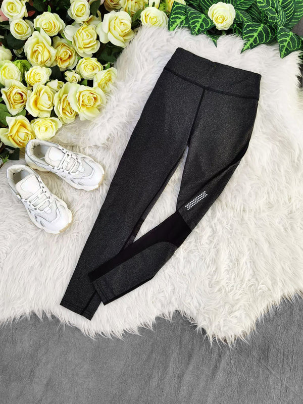 Side Pattern Legging 8004A Bottoms