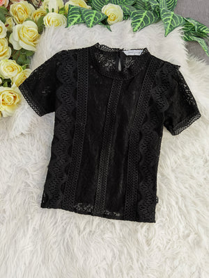 Lace Top 8102