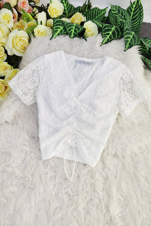 Lace Top 8305 Tops