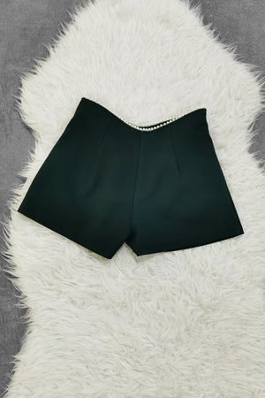 Plain Short Pants 8714