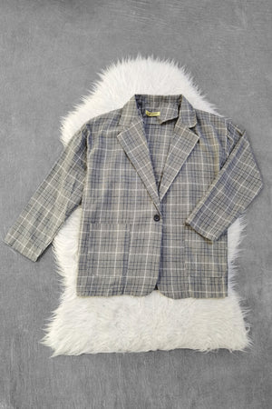 Checker Coat 9443