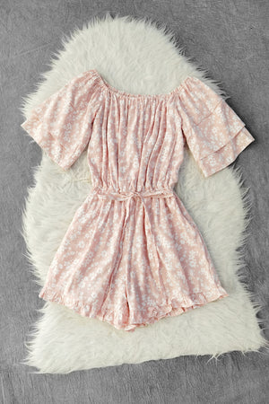 Flower Playsuit 9515