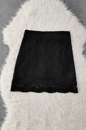 Lace Skirt 9598