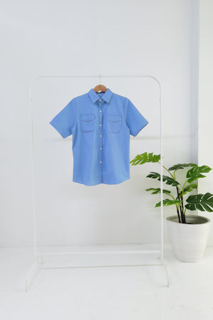 Front Button Shirt 9991A