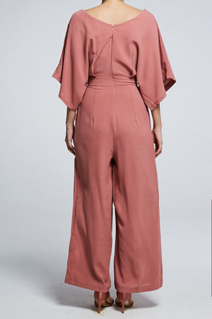 Short Sleeves Jumpsuit 0606 Jumpsuits