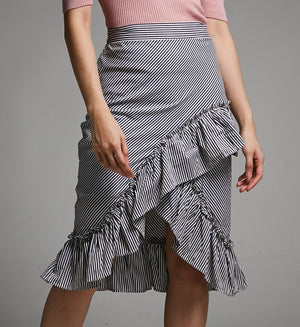 LAYER SKIRT 0483 - Ample Couture