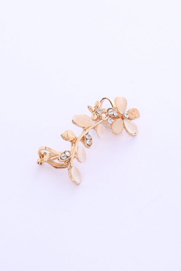 Flower Earring EA01 - ample-couture