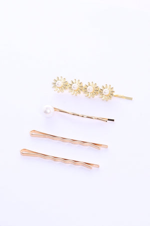 Hair Clip Set HC0249 - ample-couture