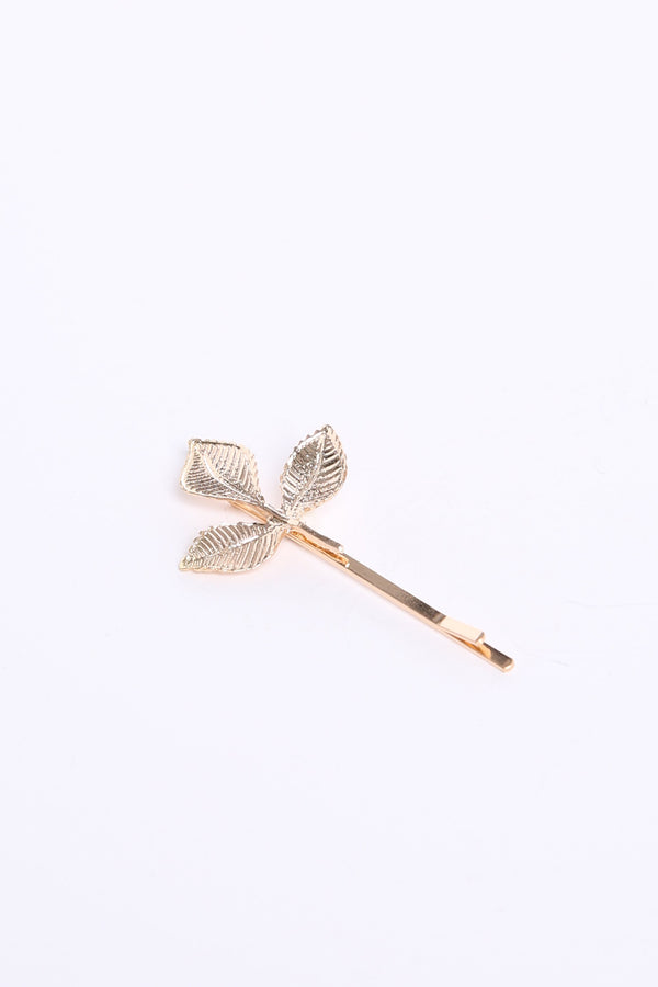 Maple Leaf Hair Clip HC301 - ample-couture