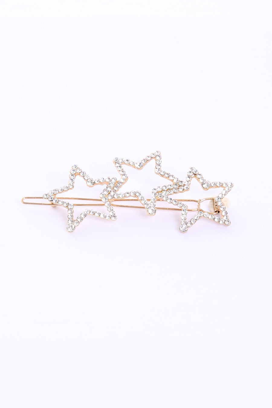 Star Diamond Hair Clip HC345