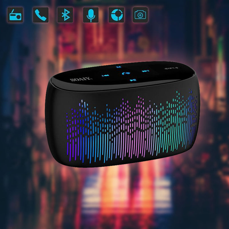 Visualizer Bluetooth Portable Speaker - Visionary Series