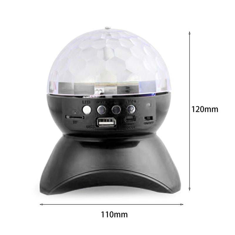 Bluetooth Portable Disco Party Speaker