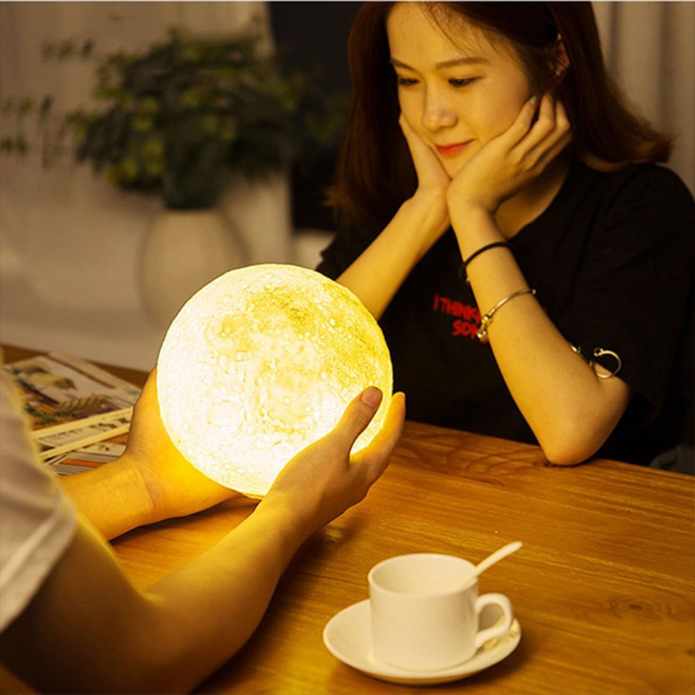 Illuminated MoonLight Lamp