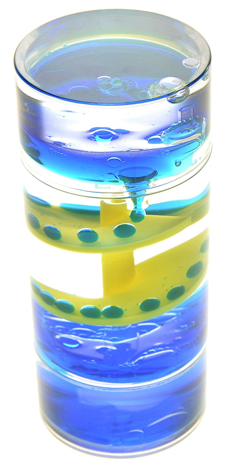 Trippy Spiral Drop Liquid Satisfying Desk Novelty