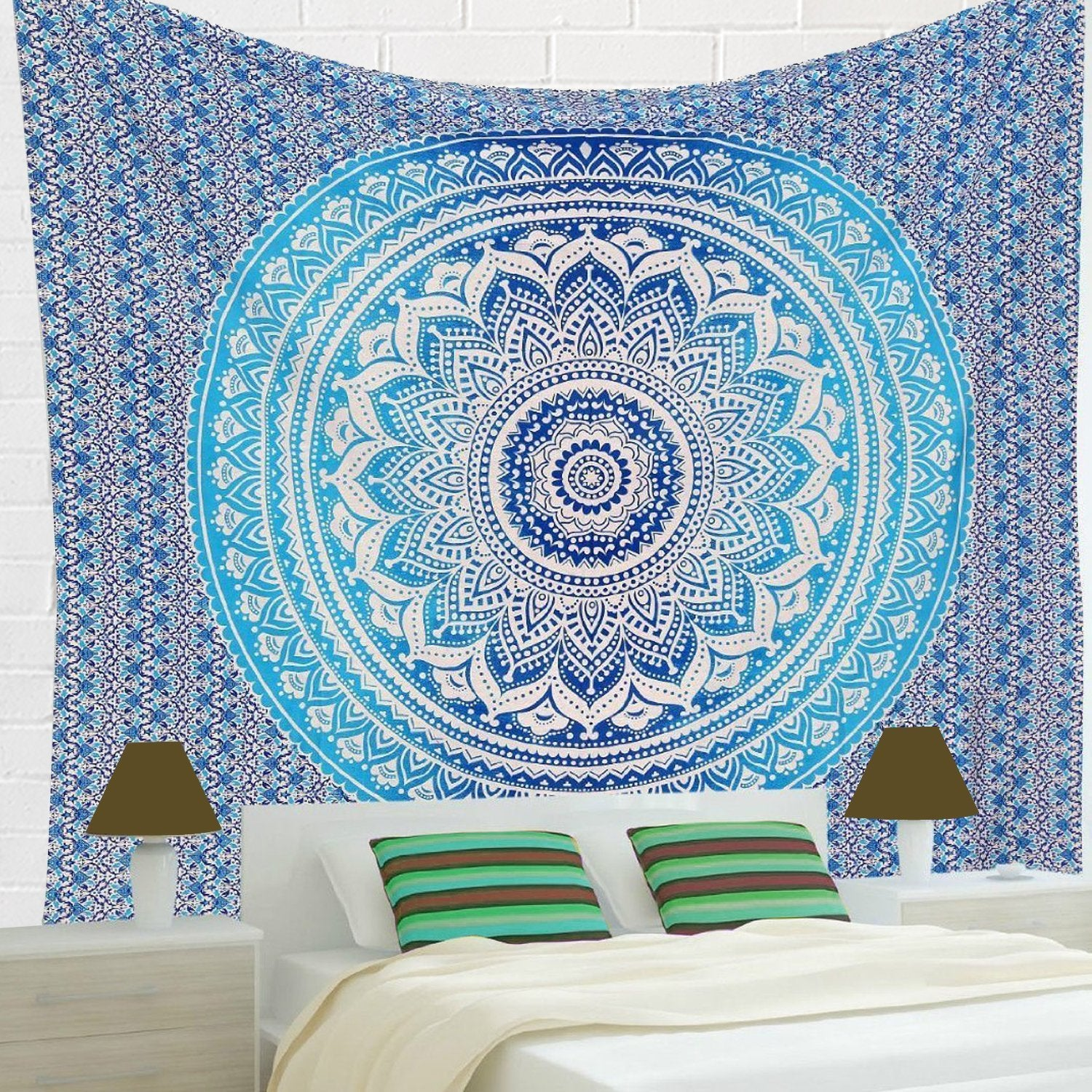 Ombre Bohemian Tapestry