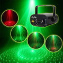 Alien World - Sound Active RG Smart Laser Projector