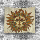 Rising Sun Psychedelic Bedroom Tapestry Hanging