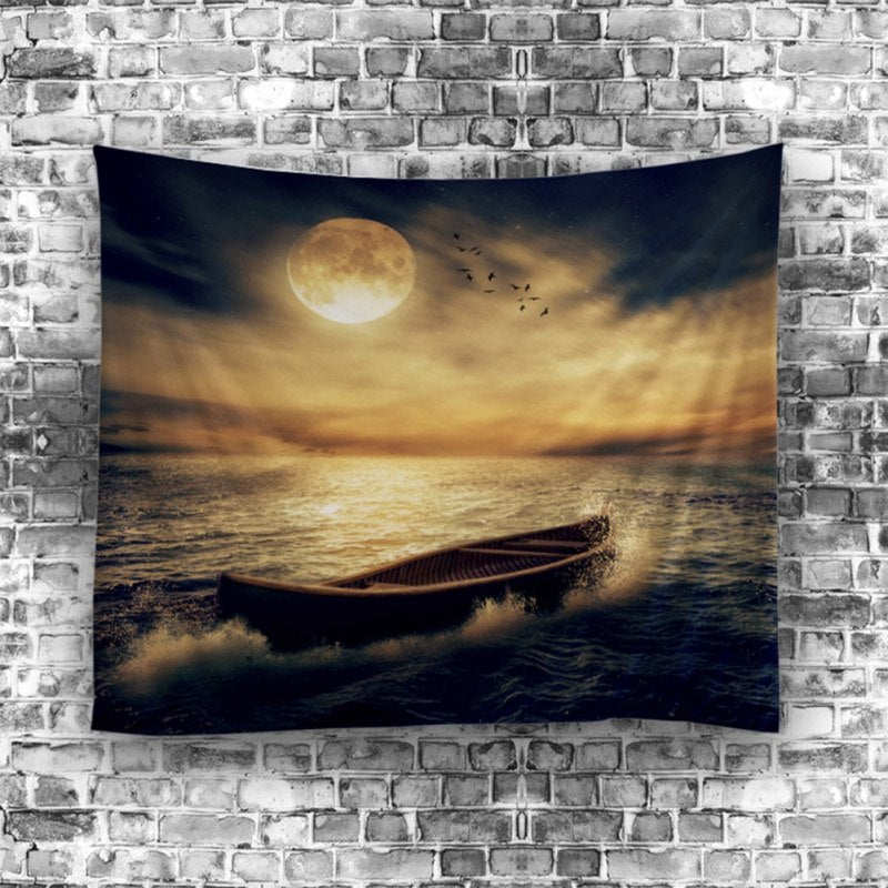 Odyssey Relaxing Bedroom Wall Tapestry