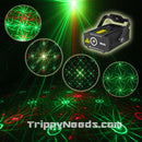 Psychedelic Series - Laser Show Projector Sound Active
