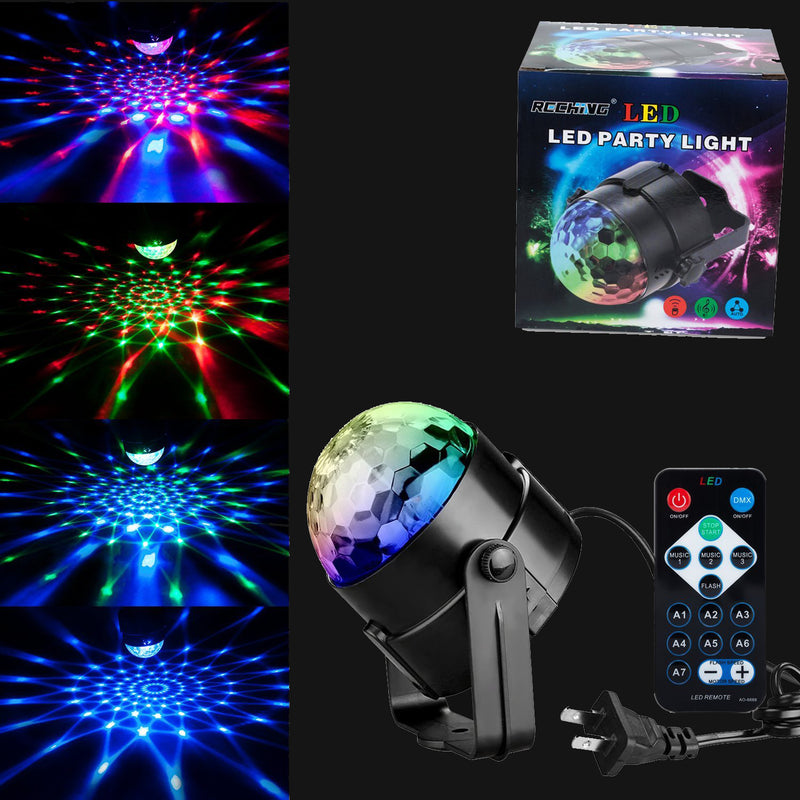 Disco Series - Laser Show Projector Sound Active
