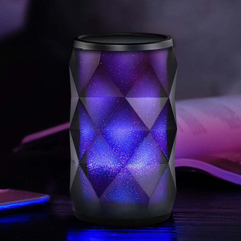 Spectacular Galaxy - Psychedelic Bluetooth/Aux Speaker
