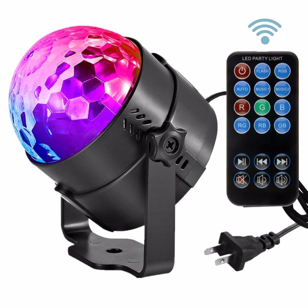 Laser Show Projector Sound Active Disco Series