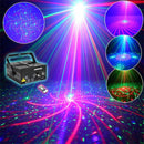 Fibonacci Series - Laser Show Projector Sound Active