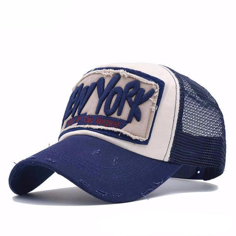 Boné NY Baseball Mesh - Florida Outlet