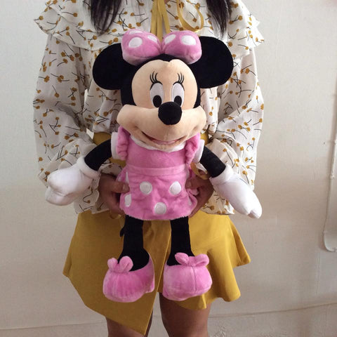 Boneca de Pelúcia Minnie 45cm - Florida Outlet