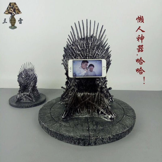 Cadeira Miniatura Game of Thrones 17cm - Florida Outlet