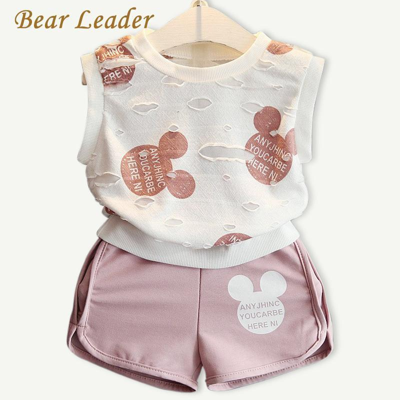 Conjunto Bear Leader Infantil Minnie - Diversas Cores - Florida Outlet