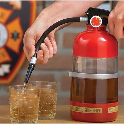 Dispenser de Bebida 1500 mL - Extintor de Incêndio - Florida Outlet