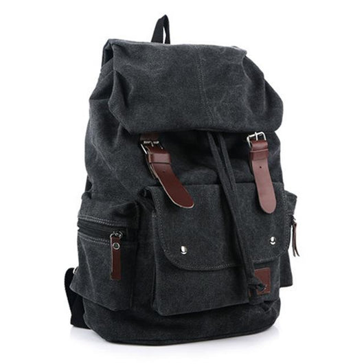 Mochila Canvas Military-Florida Outlet