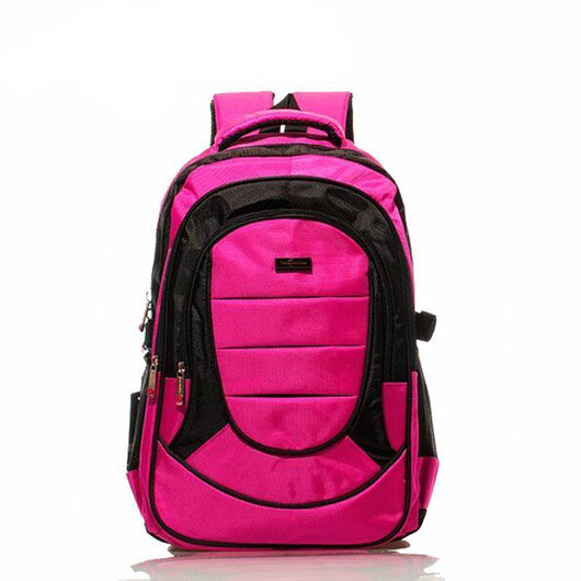 Mochila Nylon Oxford Style-Florida Outlet