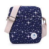 Mochila Tuladua Canvas Stars-Florida Outlet