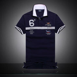 Polo Masculina Aeronautica Top 2017 Navy Tornado-Polos-Florida Outlet