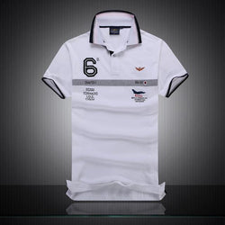 Polo Masculina Aeronautica Top 2017 White Tornado-Polos-Florida Outlet