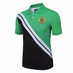 Polo Masculina Summer Fashion 2017 Green-Polos-Florida Outlet
