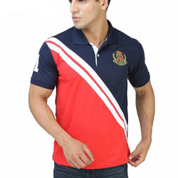 Polo Masculina Summer Fashion 2017 Navy-Polos-Florida Outlet