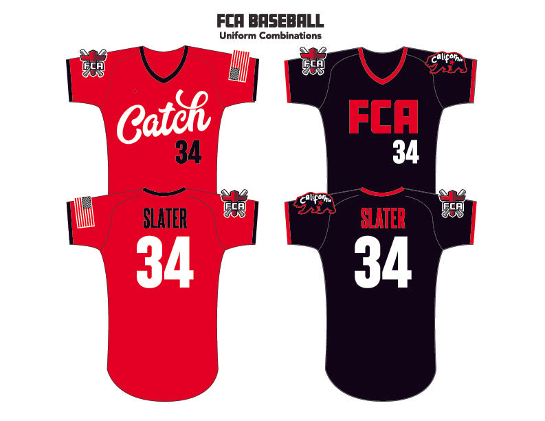 2020 Catch Uniform