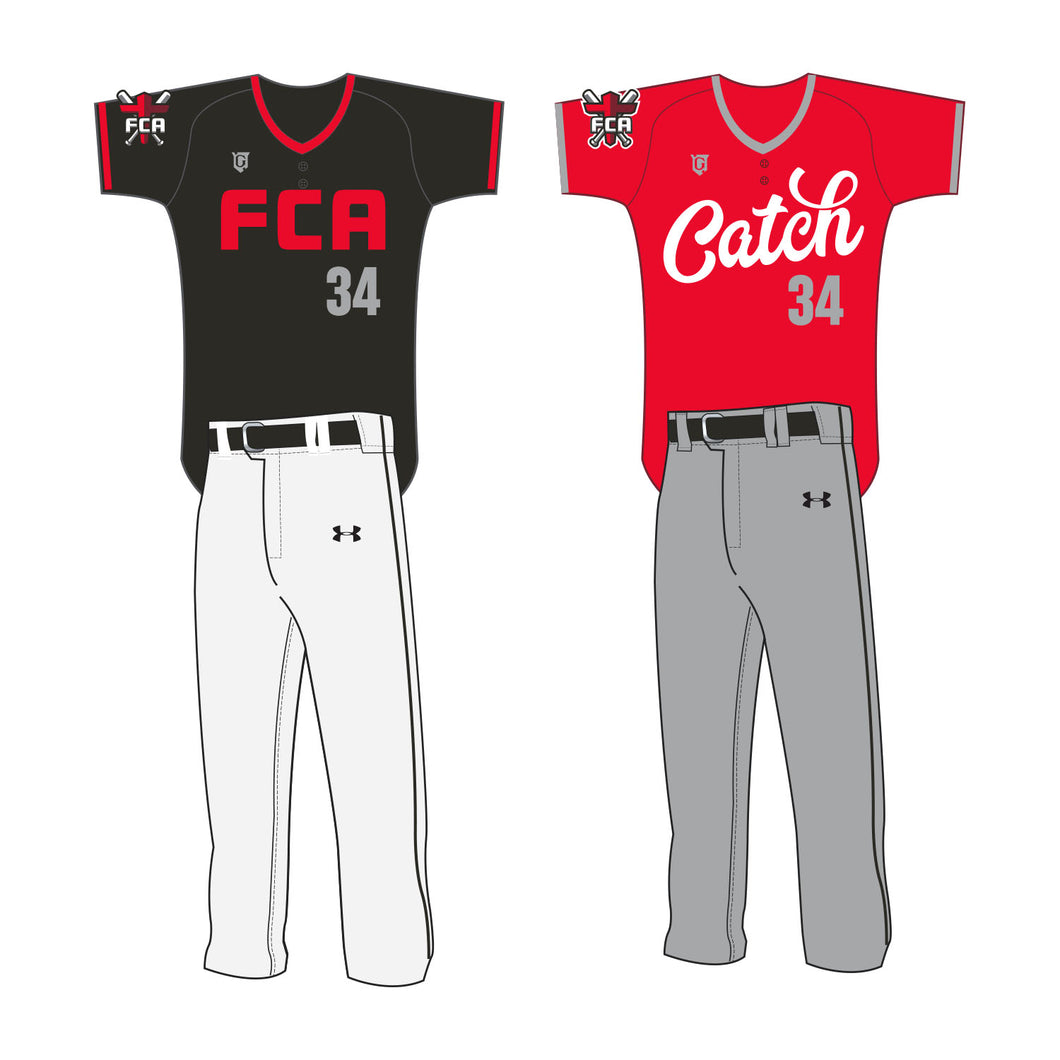 14U Catch Player Package