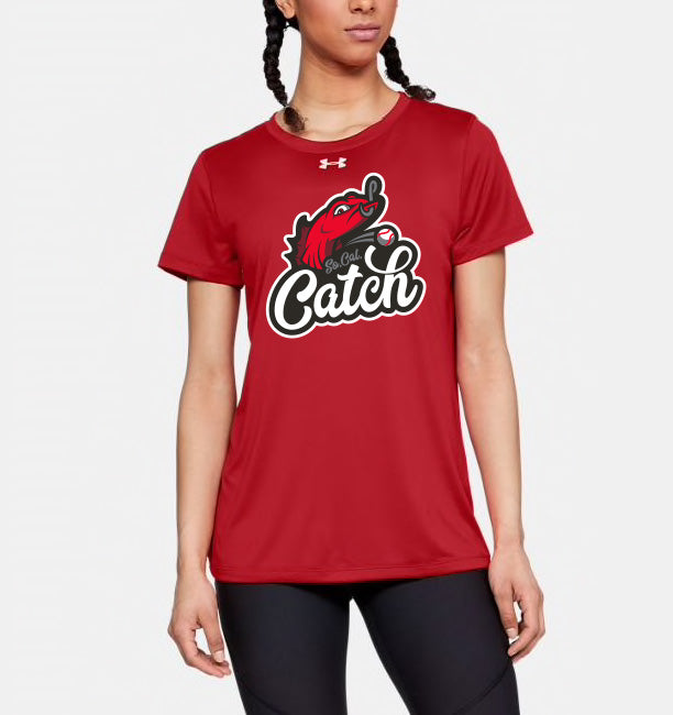 UA® Women's Catch Tee