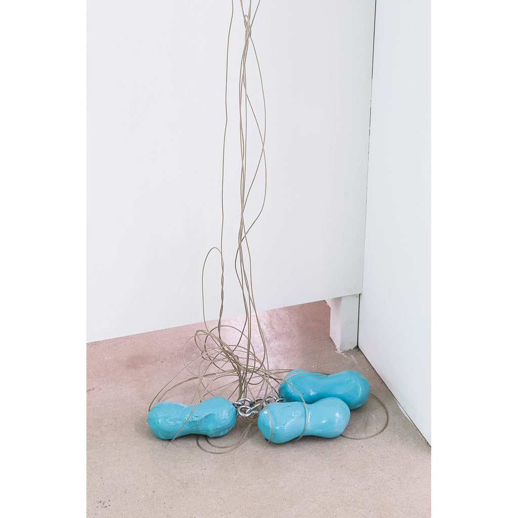 Untitled (hanging concrete)
