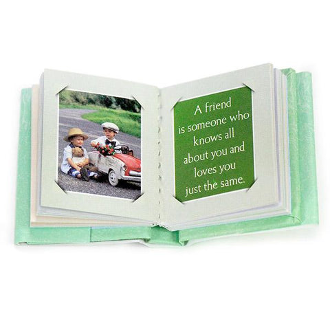 Invaluable Friend Quotation Book