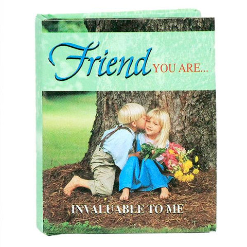 friendship gifts quotation book